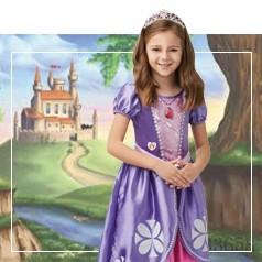 Costumi Principessa Sofia