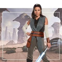 Costumi Rey Star Wars