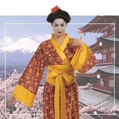 Vestiti Giapponesi Donna