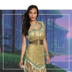 Vestiti Pocahontas