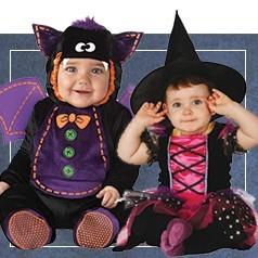 Costumi Halloween Neonati