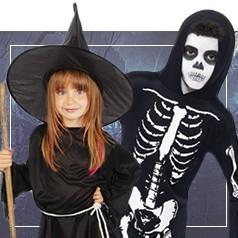 Costumi Halloween Bambini