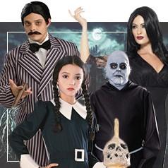 Costumi Halloween Famiglia