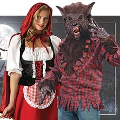 Costumi Halloween Coppia