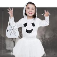 Costumi Fantasma Bambina