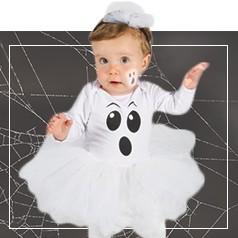 Costumi Fantasma Neonato