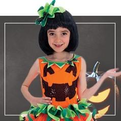 Costumi Zucca Bambina