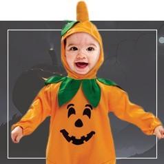 Costumi Zucca Neonato