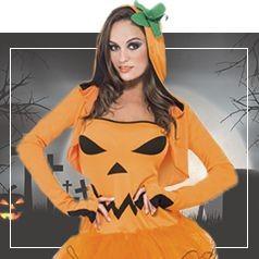 Costume Zucca Donna