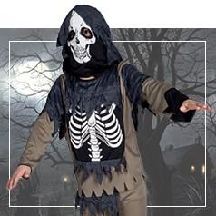 Costumi Scheletro Bambino