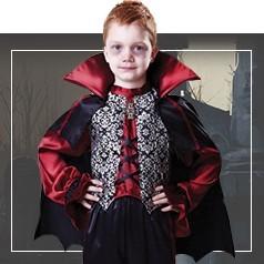 Costumi Vampiro Bambino