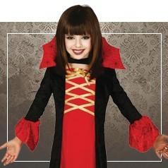 Costumi Vampira Bambina
