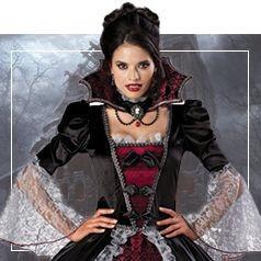 Costumi Vampiro Donna