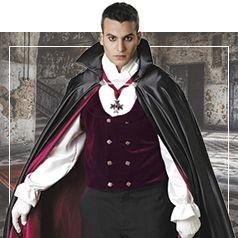 Costumi Vampiro Uomo