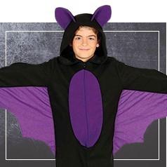 Costumi Pipistrello Bambino