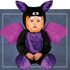 Costumi Pipistrello Neonato