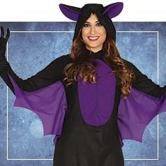 Costumi Pipistrello Donna