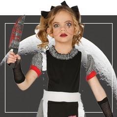 Costume Bambola Assassina Bambina