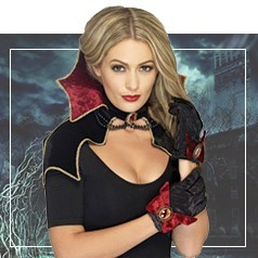 Costumi Dracula Donna