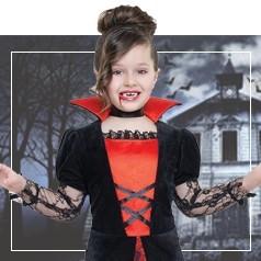Costumi Dracula Bambina