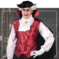 Costumi Dracula Uomo
