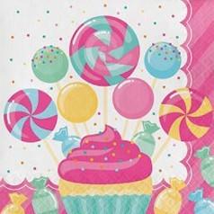 Festa a Tema Cupcake