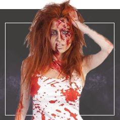 Vestiti Zombie Donna