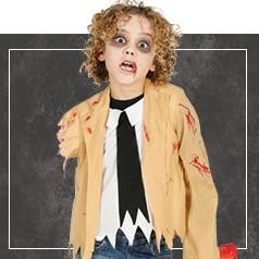Vestiti Zombie Bambino