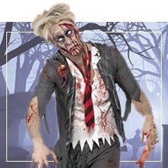 Costumi Zombie Uomo