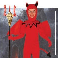 Costumi Demone Bambino