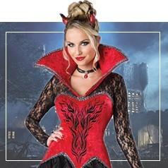 Costumi Demone Donna