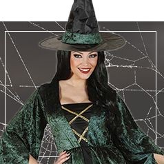 Costumi Strega Donna