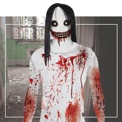 Costumi Jeff the Killer