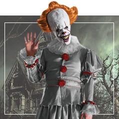 Costumi Clow Horror