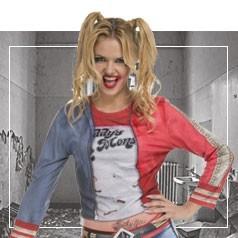 Costumi Harley Quinn Donna