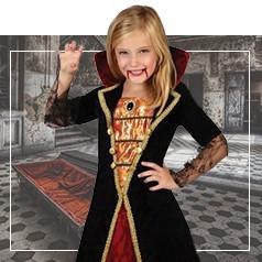 Vestiti Halloween Bambina