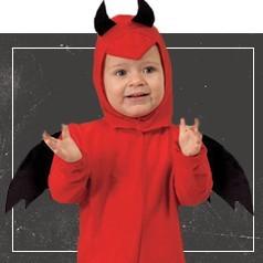 Costumi Diavoletto Neonato