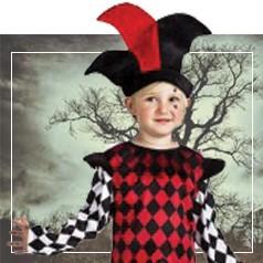 Costumi Giullare Bambino