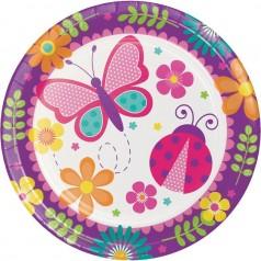 Compleanno Tema Farfalle