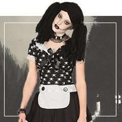 Costumi Bambola Assassina Donna
