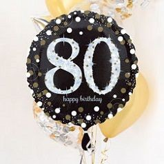 80 Compleanno