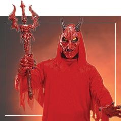 Costumi Diavolo Uomo