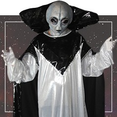 Costumi Alien
