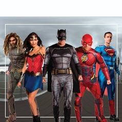 Costumi Justice League
