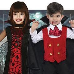 Vestiti da Vampiro per Bambini