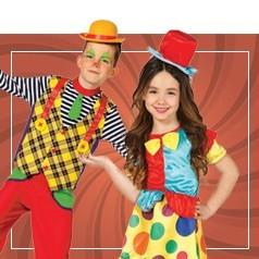 Costumi da Pagliaccio per Bambini