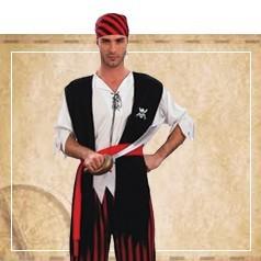 Costumi Pirata Uomo