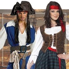 Costumi Pirata Adulto