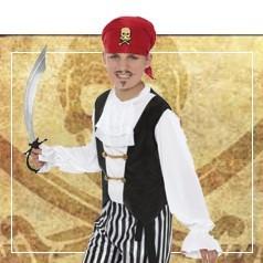 Costumi Pirata Bambino
