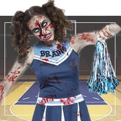 Costumi Cheerleader Donna